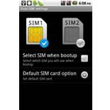 Dual SIM Android Phones